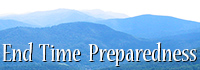 End Time Preparedness